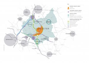 Draft Strategic Growth Plan Leicestershire and Leicester